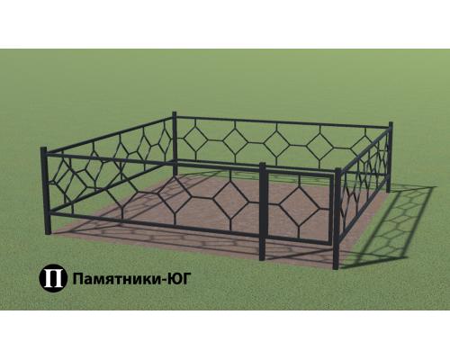 Оградка №6