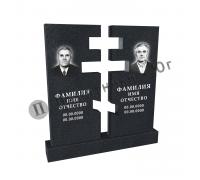 Памятник на двоих воздушный крест